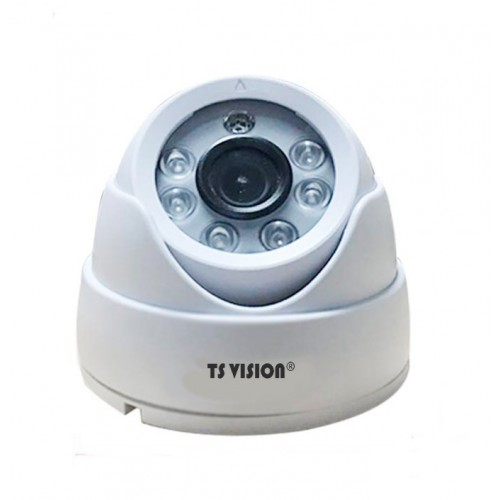 AHD CCTV camera, 8MP, dome