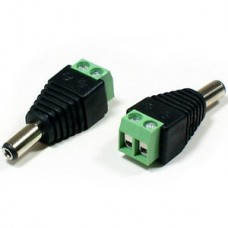 DC connector (male)