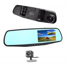DVR, 2 MP, SD card up to 32 GB