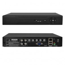 Digital Video Recorder (DVR), 4 channels, 8 MP