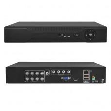 Digital video recorder (DVR), 8 channels, 2MP