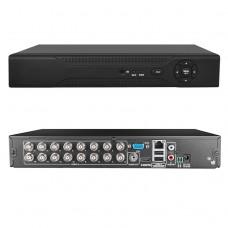 Digital Video Recorder (DVR), 16 channels, 2 MP