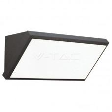 12W LED Landscape Softlight Natural White Grey Body IP65
