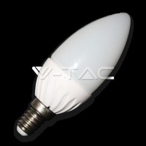 LED Bulb - 4W E14 Candle 2700K