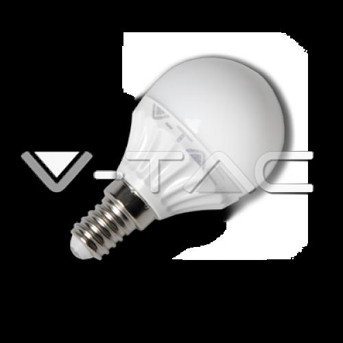 LED Bulb - 4W E14 P45 6400K