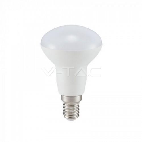 LED Bulb - SAMSUNG CHIP 6W E14 R50 Plastic 4000K
