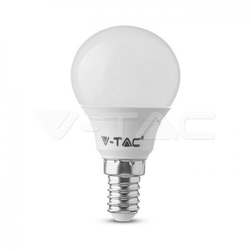 LED Bulb - SAMSUNG CHIP 7W E14 P45 Plastic 6000K