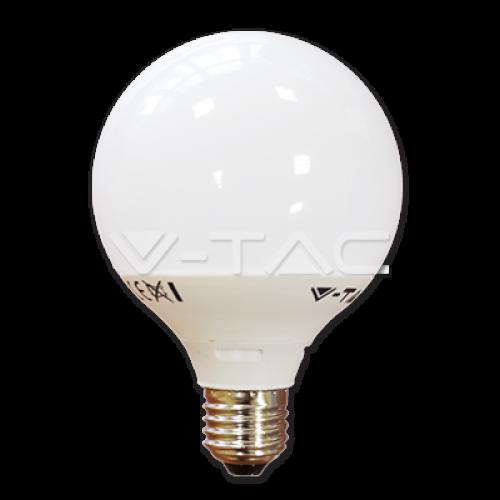 LED Bulb - 10W G95 Е27 Thermoplastic 4000K