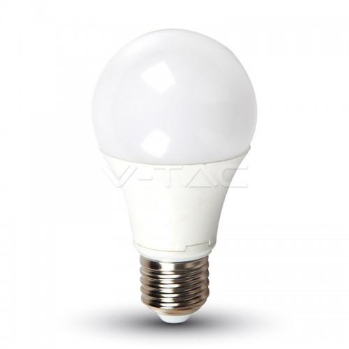 LED Bulb - 9W E27 A60 Thermoplastic 2700K