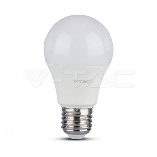 LED Bulb - 11W E27 A60 Plastic 4000K
