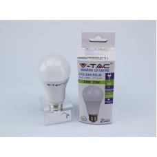 LED Bulb - 11W E27 A60 Plastic 3000K