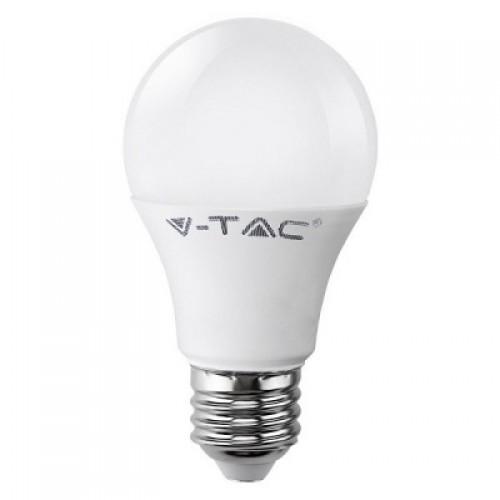 LED Bulb - 11W E27 A60 Plastic 6400K