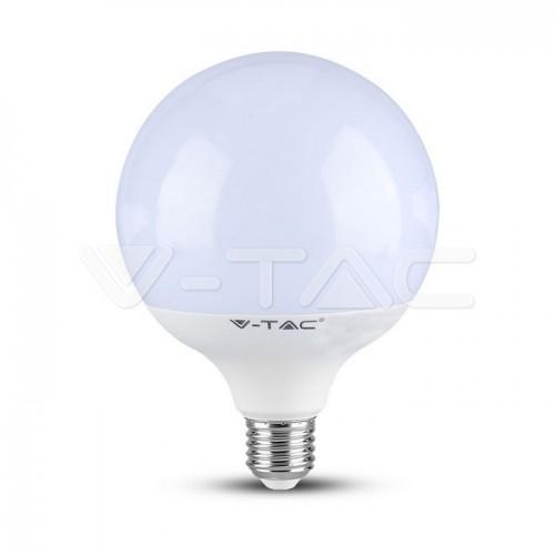 LED Bulb - SAMSUNG CHIP 18W E27 G120 Plastic 2000LM 6400K