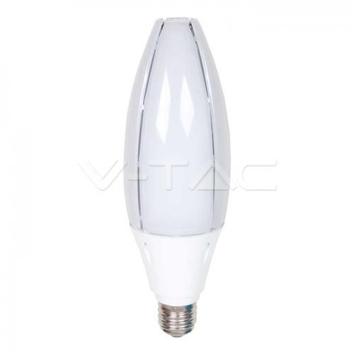 LED Bulb - SAMSUNG CHIP 60W E40 Olive Lamp 6400K