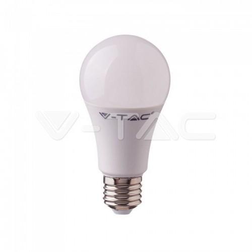 LED Bulb - 6.5W E27 A60 Plastic 4000K 160LM/W EVOLUTION