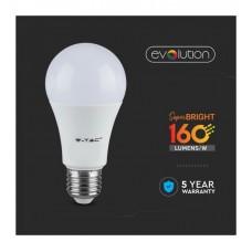 LED Bulb - 6.5W E27 A60 Plastic 6400K 160LM/W EVOLUTION