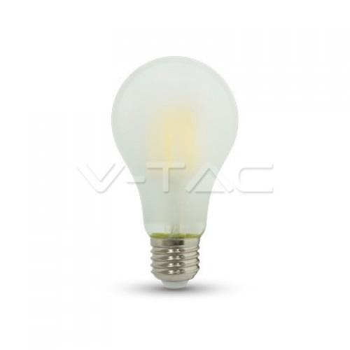 LED Bulb - 10W Filament E27 A67 Frost Cover 6400K