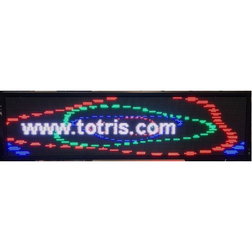 LED display 128x48