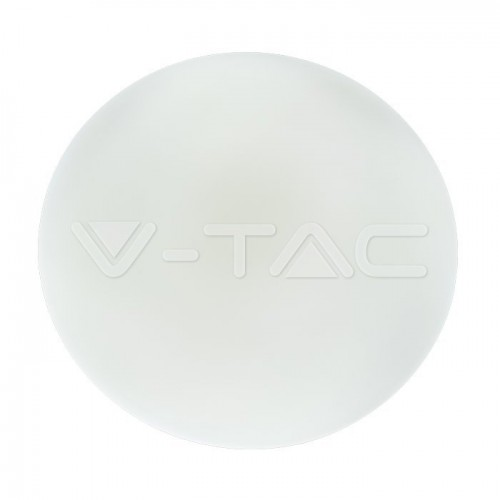 36W LED Dome Light Milky Cover Color Changing 3in1