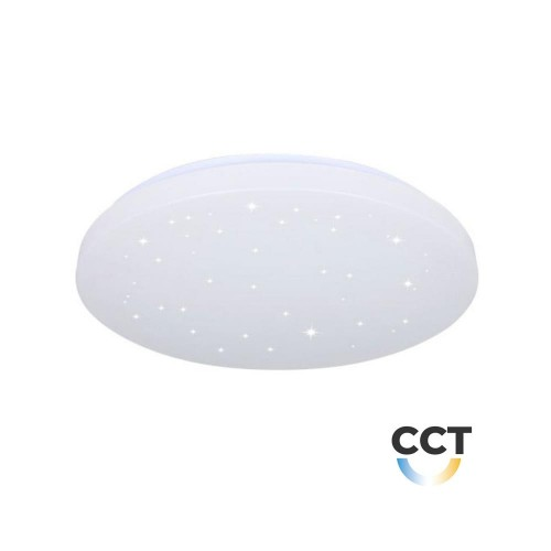 12W LED Dome Light Starry Cover Color Changing 3in1