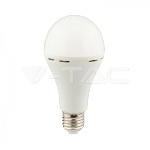 LED Bulb - SAMSUNG CHIP 9W E27 Emergency 6400K 3 Hours Battery