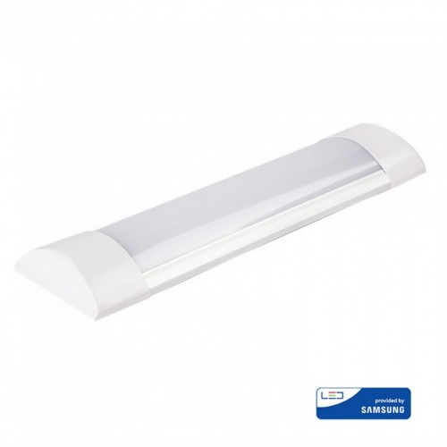 10W LED Grill Fitting SAMSUNG CHIP 30cm 120LM/WATT 6400K