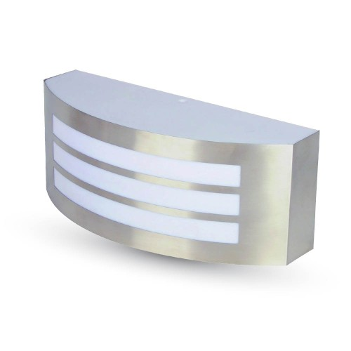 Wall Lamp E27 With Stainless Steel And PC IP44