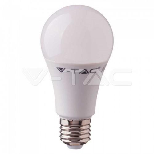 LED Bulb - 9W E27 A60 RA80 Micro Wave Sensor 4000K