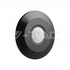 PIR Ceiling Sensor Flat Black