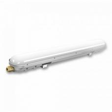 LED Waterproof Lamp PC/PC 1500mm 48W 6000K