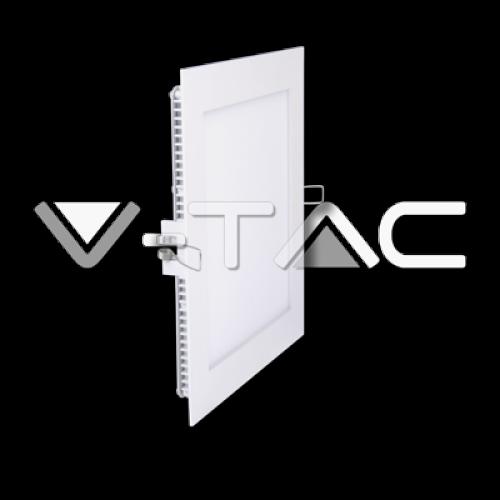 12W LED Panel Premium Square White