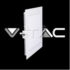 18W LED Panel Premium Square Warm White