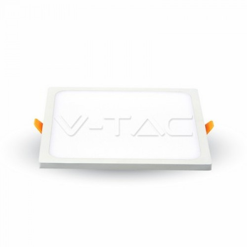 15W LED Panel Trimless Square Natural White