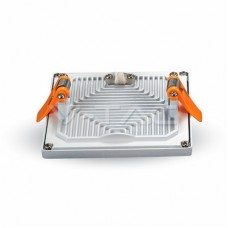 22W LED Frameless Panel Light Square 6000K