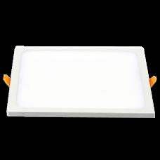 29W LED Panel Trimless Square Natural White