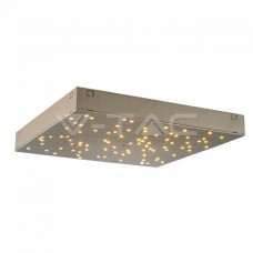 8W LED Starlight Linkable Color Change Gold Body