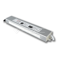 LED Power Supply - 45W 12V 3,75A Metal Waterproof
