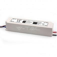 LED Plastic SLIM Power Supply - 100W 12V IP45