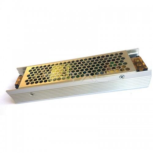 LED Slim Power Supply 120W 12V 10A Metal