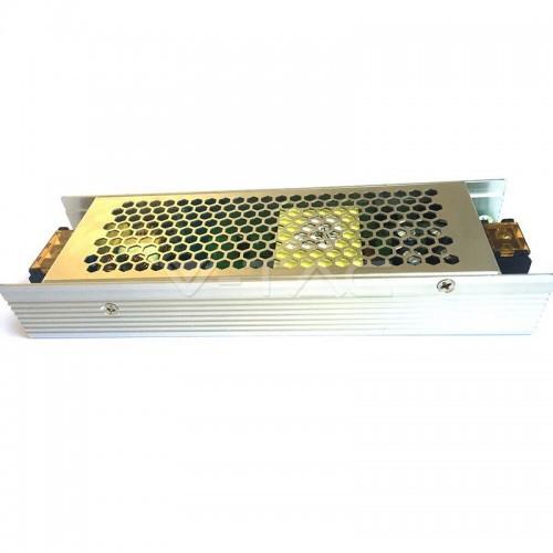 LED Slim Power Supply 150W 12V 12.5A Metal