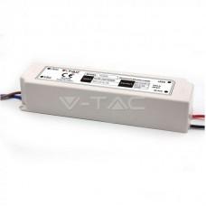 LED Plastic SLIM Power Supply - 150W 12V IP67