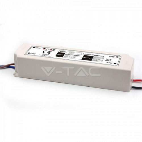 LED Slim Power Supply 150W IP67 12V