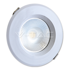 20W LED COB Downlight In 10W Body 4500K