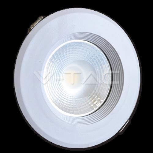 20W LED COB Downlight In 10W Body 4500K