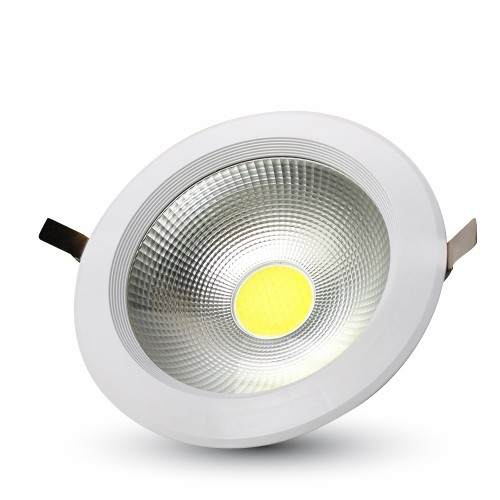 20W LED COB Downlight Round A++ 120Lm/W 3000K