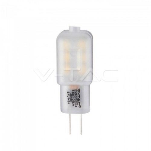 LED Spotlight SAMSUNG CHIP - G4 1.5W Plastic 3000K