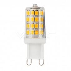 LED Spotlight SAMSUNG CHIP - G9 3W Plastic 3000K