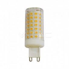 LED Spotlight - 7W G9 Plastic 3000K