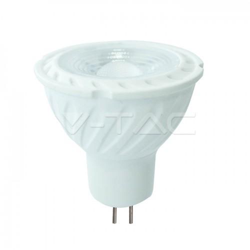 LED Spotlight SAMSUNG CHIP - GU5.3 6.5W MR16 Riple Plastic 110° 3000K