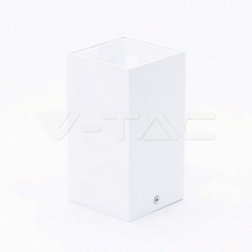 GU10/GU5.3(MR16) Fitting Square White + White